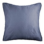 Wamsutta® Bliss European Pillow Sham in Twilight Blue
