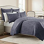 Wamsutta® Bliss Full/Queen Coverlet in Twilight Blue