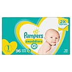 Pampers® Swaddlers™ 100-Count Size 1 Super Pack Diapers