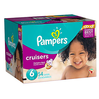 Pampers® Cruisers Super Pack Diapers