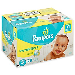 Pampers® Swaddlers™ 78-Count Size 3 Super Pack Diapers