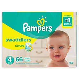 Pampers® Swaddlers™ 66-Count Size 4 Super Pack Diapers