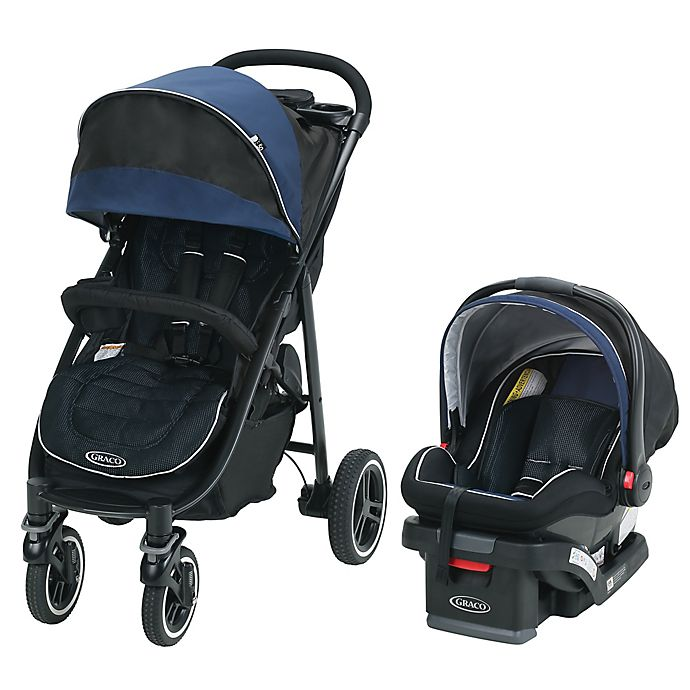 Alternate image 1 for Graco® Aire4™ XT Travel System in Knox™