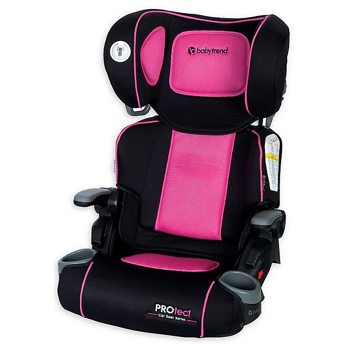 Alternate image 1 for Baby Trend® Yumi® Folding Booster Seat in Ophelia