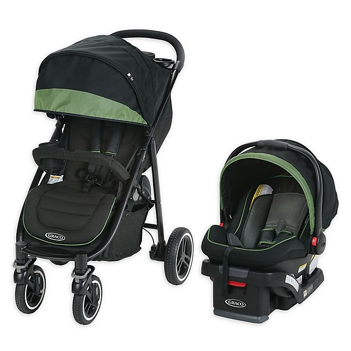 Alternate image 1 for Graco® Aire4™ XT Travel System