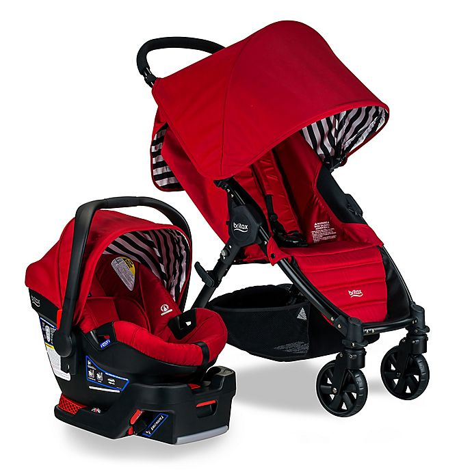 Alternate image 1 for BRITAX® Pathway & B-Safe 35 Travel System