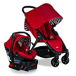 BRITAXreg Pathway B Safe 35 Travel System