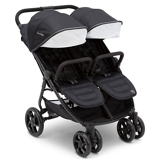 Alternate image 1 for J is for Jeep® Destination Ultralight Double Stroller in Midnight