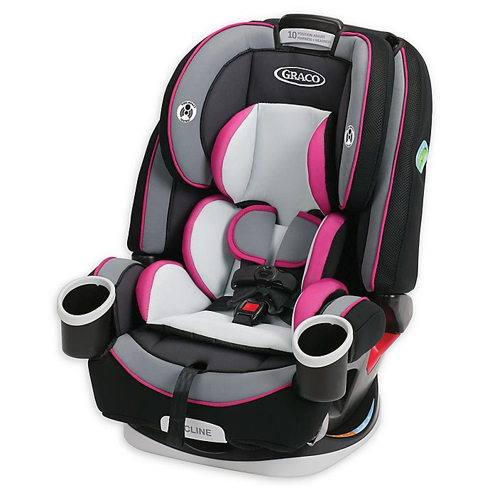 Alternate image 1 for Graco® 4Ever™ All-in-1 Convertible Car Seat in Kylie™