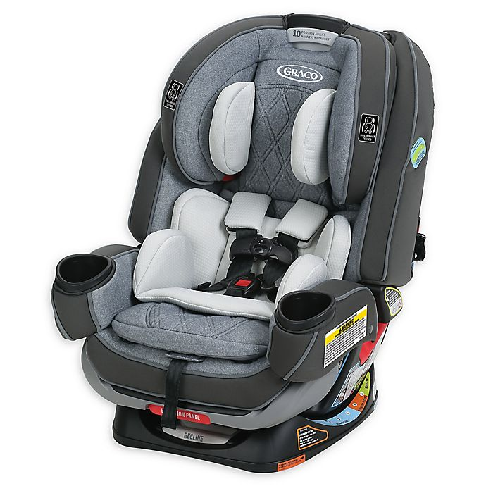 Alternate image 1 for Graco® 4Ever® Extend2Fit® Platinum 4-in-1 Convertible Car Seat in Hayden