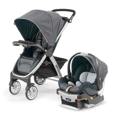 Chicco 174 Bravo 174 Trio Travel System In Poetic Bed Bath