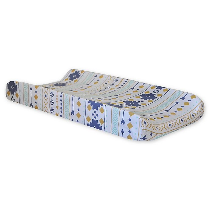 Alternate image 1 for My Baby Sam Desert Sky Changing Pad Cover