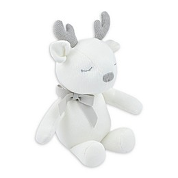 Just Born® Keepsake Deer Plush Toy in Ivory