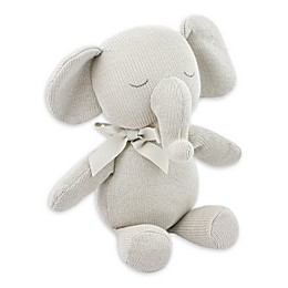 Just Born® Keepsake Elephant Plush Toy in Flax