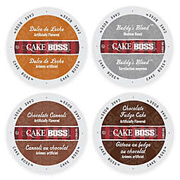 Cake BOSS™ Coffee Collection for Single Serve Coffee Makers