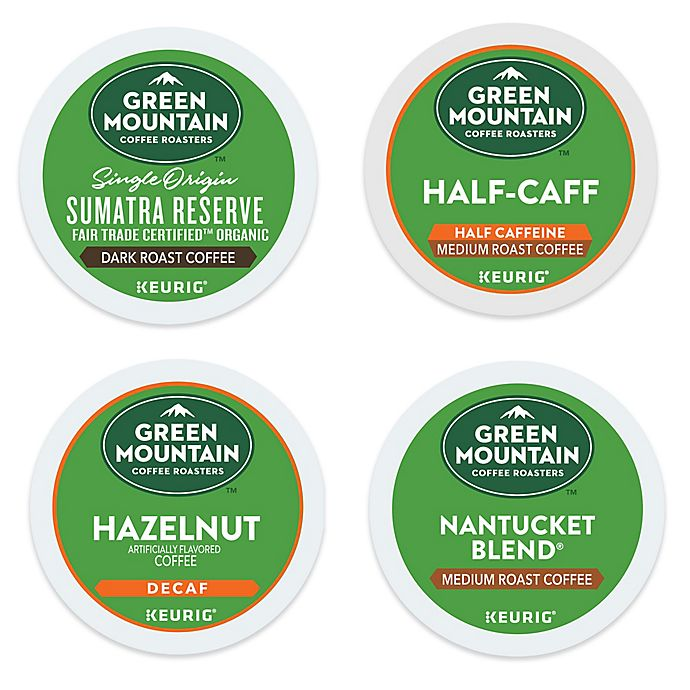 Alternate image 1 for Keurig® K-Cup® Green Mountain Coffee® Collection