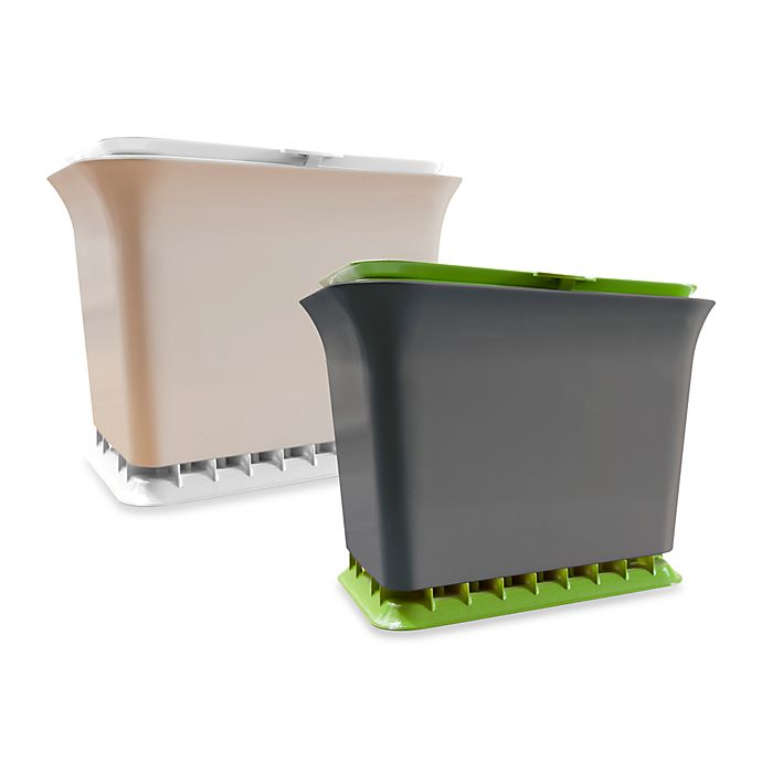 Alternate image 1 for Fresh Air Odor-Free Kitchen Compost Collector