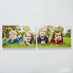 Photo Canvas Split-Panel Print