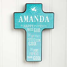 My Blessing Wall Cross
