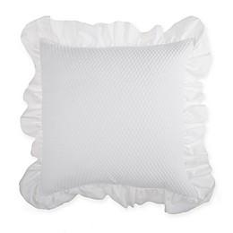 Sea Breeze Collection Diamond Throw Pillow