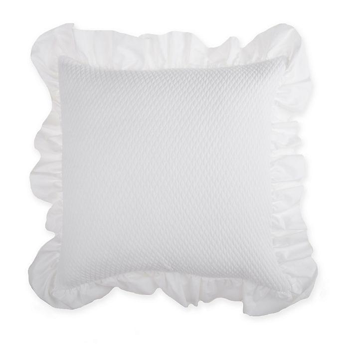 Alternate image 1 for Sea Breeze Collection Diamond Throw Pillow
