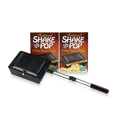 Wabash Valley Farms™ Traditional Shake and Pop™ Outdoor Popcorn Popper