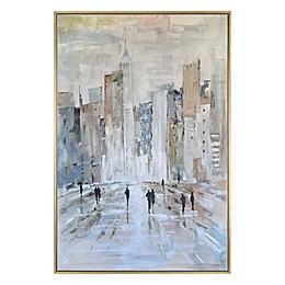 Callisto 50-Inch x 74-Inch Framed Canvas Wall Art
