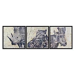 Renwil® Wyler Rectangular Wall Decor (Set of 3)