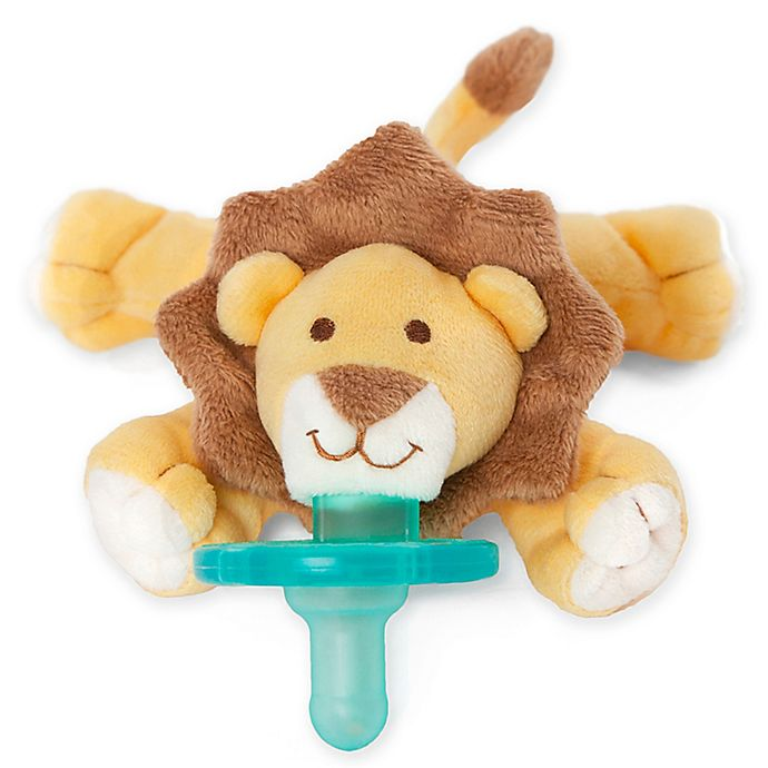 Alternate image 1 for WubbaNub™ Baby Lion Infant Pacifier