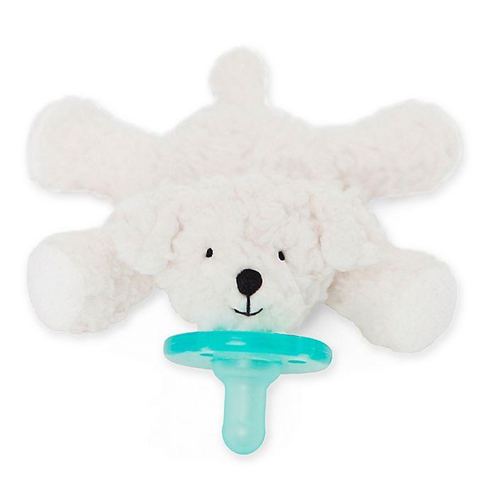 Alternate image 1 for WubbaNub™ Birthday Edition Bichon Infant Pacifier