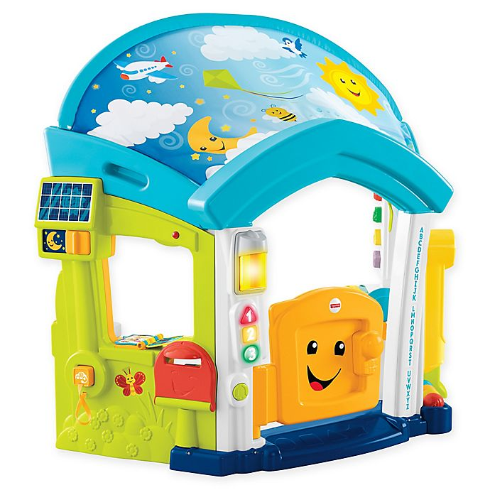 Alternate image 1 for Fisher-Price® Laugh & Learn® Smart Learning Home