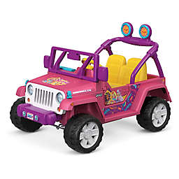 Fisher-Price® Power Wheels® Sunny Day Jeep® Wrangler in Pink
