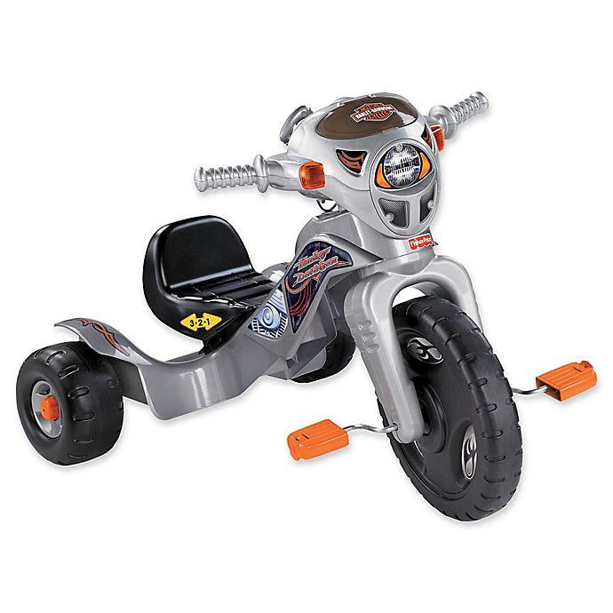 Alternate image 1 for Fisher-Price® Harley-Davidson® Lights & Sounds Trike