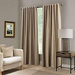 Paradise Rod Pocket/Back Tab Room Darkening Window Curtain Panel