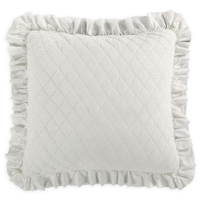 Alternate image 1 for Levtex Home Sandwash<strong> </strong>European Pillow Sham in Ivory