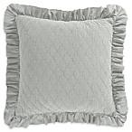 Levtex Home Sandwash<strong> </strong>European Pillow Sham in Blue