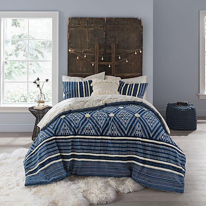 Alternate image 1 for Anthology™ Henley Reversible Comforter Set