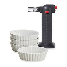 5-Piece Crème Brulee Set