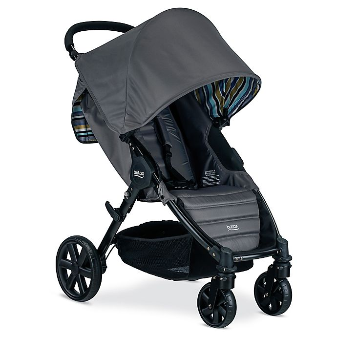Alternate image 1 for BRITAX® Pathway Stroller