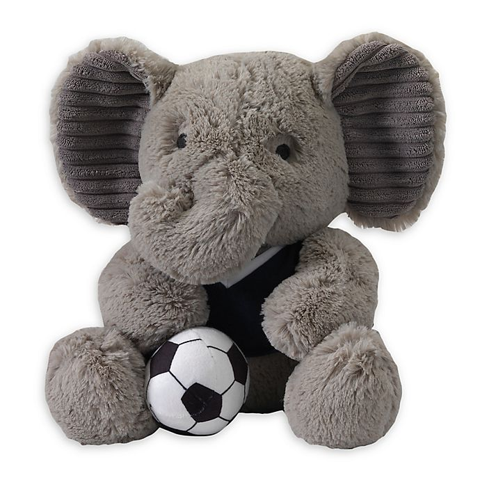 Alternate image 1 for Lambs & Ivy® Future All Star Plush Elephant Toy
