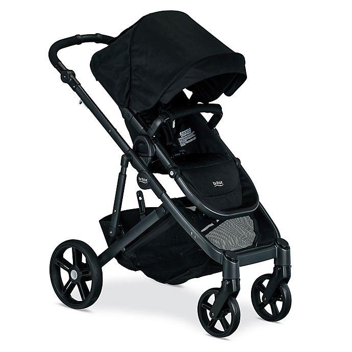 Alternate image 1 for BRITAX® B-Ready G3 Stroller in Black