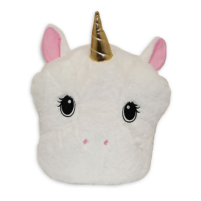 Pet Pillow Unicorn Throw Pillow In White Buybuy Baby