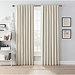 SmartBlock™ Chroma 63-Inch Rod Pocket 100% Blackout Window Curtain Panel in Tan