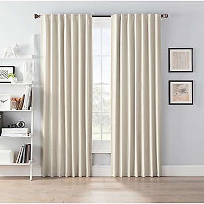 SmartBlock™ Chroma Back Tab 100% Blackout Window Curtain Panel