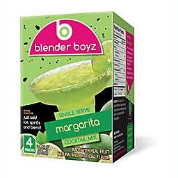 blender boyz® Single Serve Margarita Mix