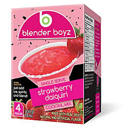 blender boyz® Single Serve Strawberry Daiquiri Mix