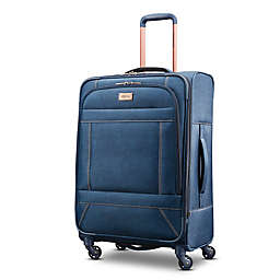 American Tourister® Belle Voyage 25-Inch Spinner Checked Luggage