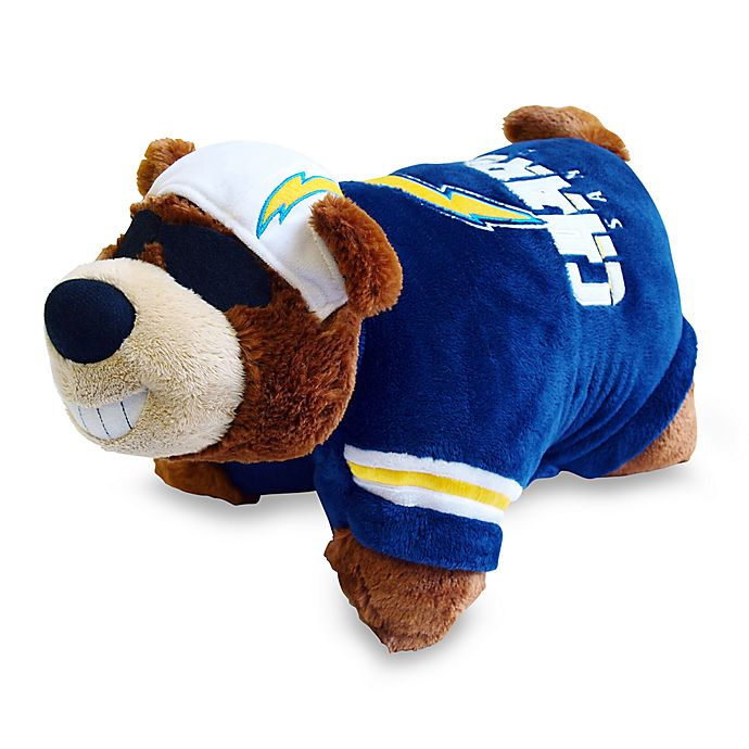 NFL Pillow Pets™ - San Diego Chargers  504a22cb2