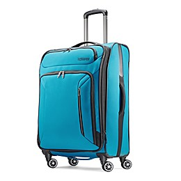 American Tourister® Zoom Spinner Checked Luggage
