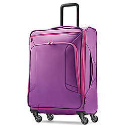 American Tourister® 4 Kix Spinner Checked Luggage